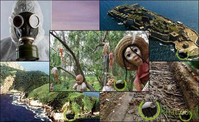 5 Keberadaan Pulau Misterius di Dunia