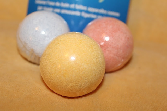 produit de bain colorants