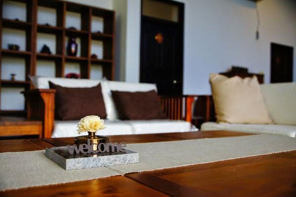 東勢-四塊厝宅B&B  舒適樸實的住宿環境