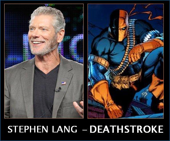 Stephen lang deathstroke