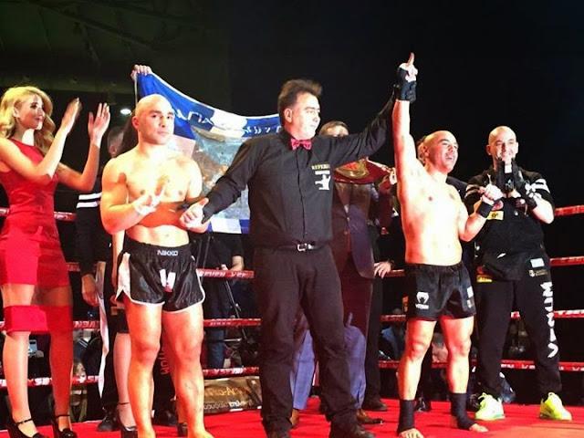 Με την Αγιά Σοφιά στην πλάτη ο Μιχάλης Ζαμπίδης κέρδισε τον Τούρκο!