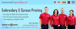 Embroidery & Screen Printing
