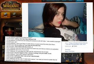 teen murderer undone by 'world of warcraft' confession