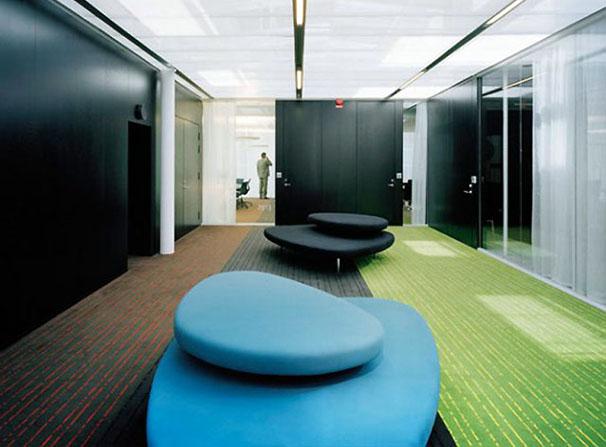 In Design Magz Office Interior Waiting Room Design