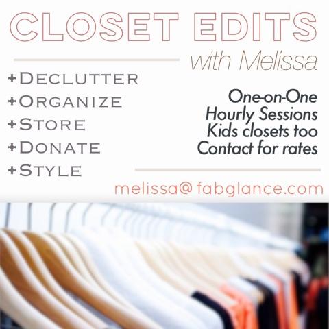 Let me Edit Your Closet