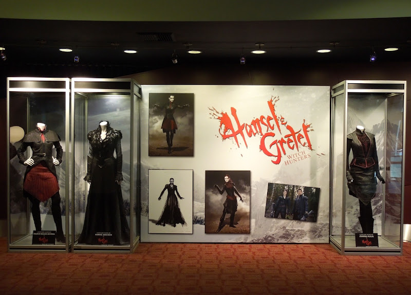 Original Hansel Gretel Witch Hunters movie costumes