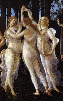 Sandro Botticelli, Primavera, ca. 1482