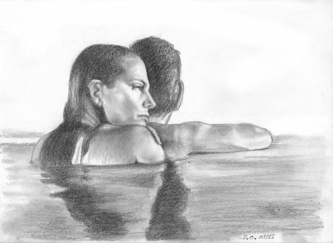 Couple à l'eau (2012)