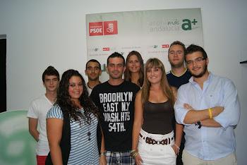 Ejecutiva Local de JSA-Isla Cristina