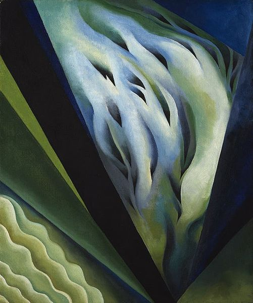 art lesson plans about georgia o'keeffe | Art Education Daily on