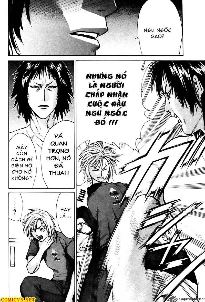 Karate Shoukoushi Kohinata Minoru chap 16 Trang 19