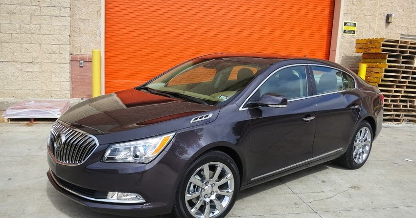 Hover Motor Company 2014 Buick Lacrosse Test Drive Review