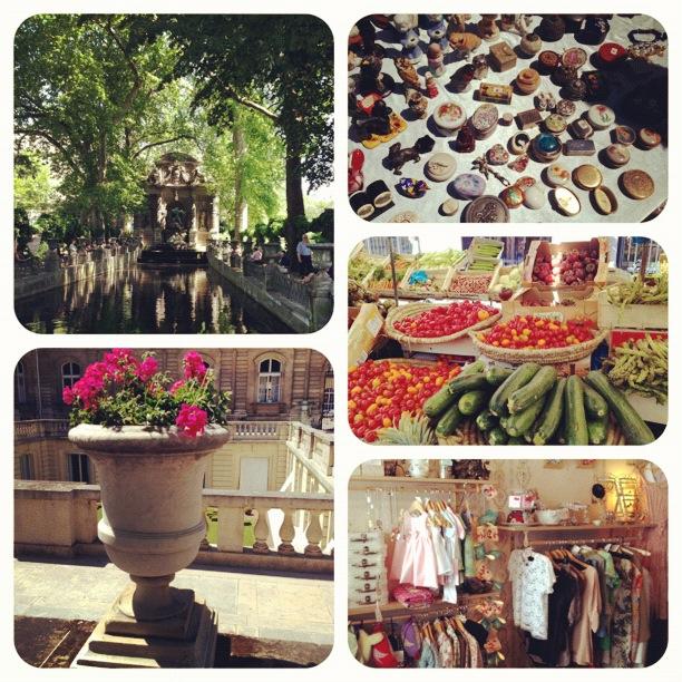 Ma Bicyclette: Adventures | A Long Weekend Paris - Aligre Market