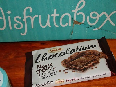 Chocolatium Chocolate Negro 70% Valor