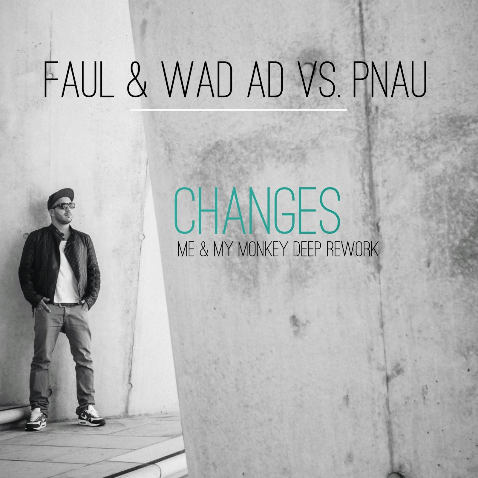 """RADIO CORAZÓN MUSICAL TV : FAUL & WAD AD """"CHANGES"""" LA ..."""