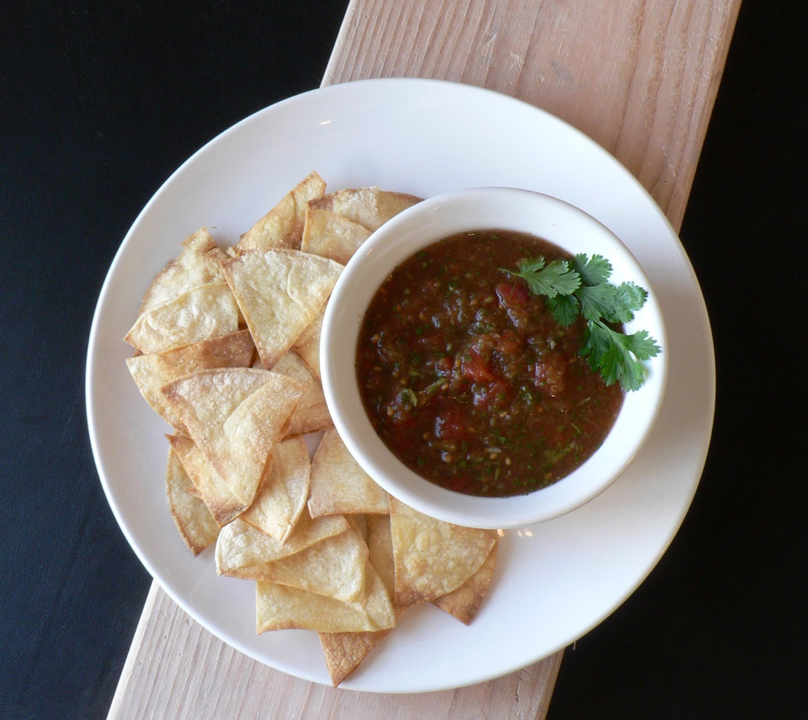 Restaurant-Style Salsa - Bless This Mess