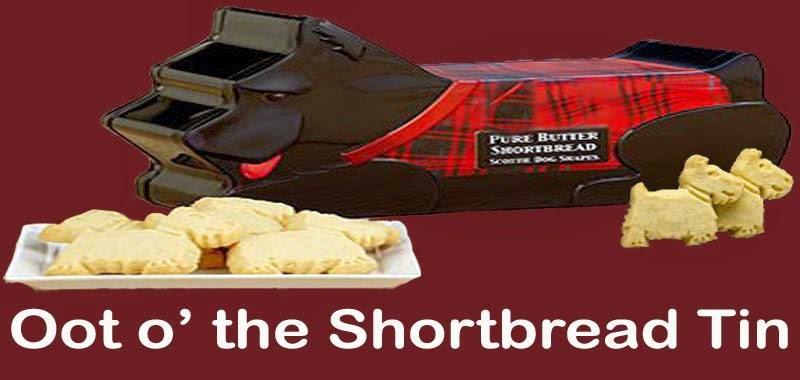 Oot o' the Shortbread Tin
