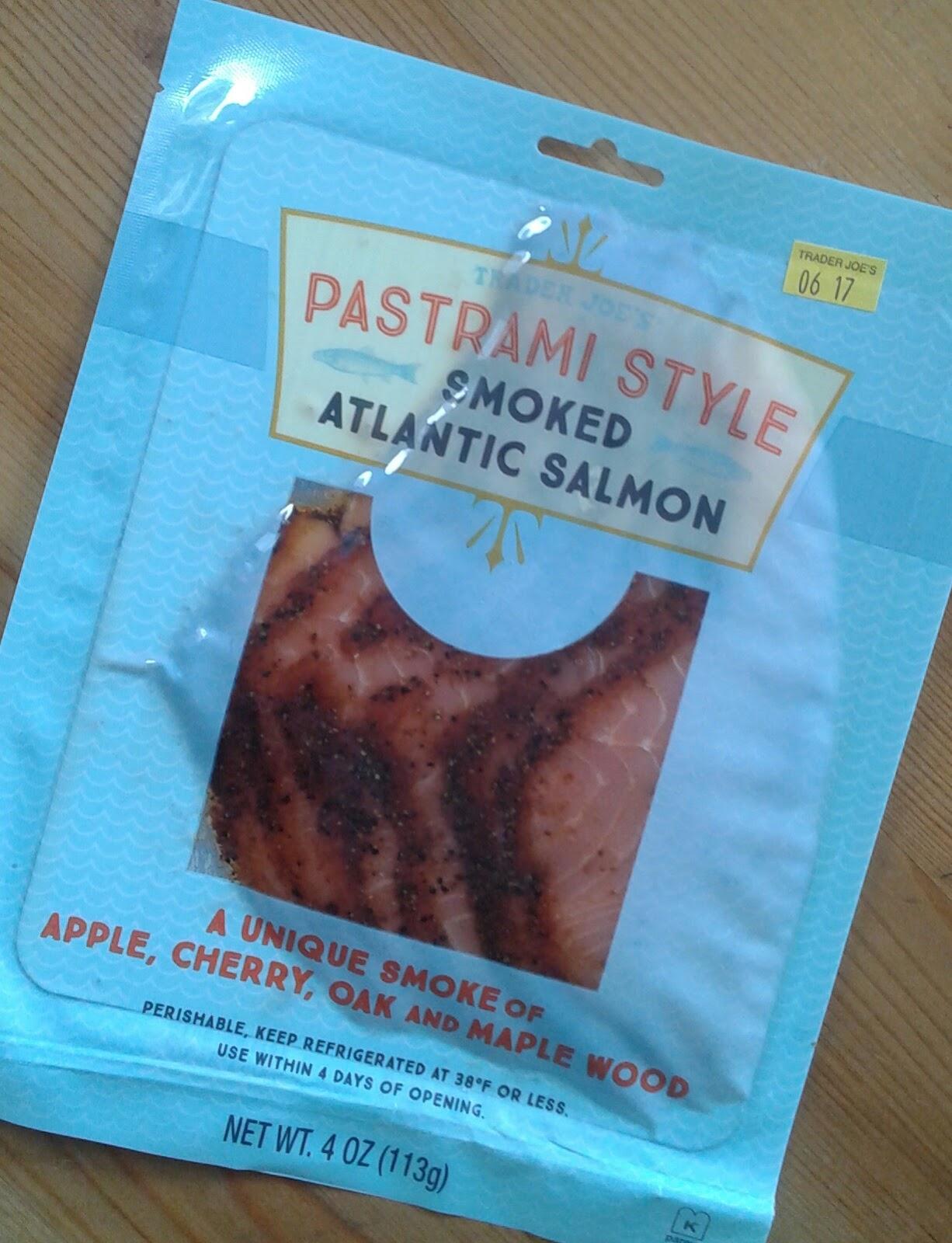 What 39 s good at trader joe 39 s trader joe 39 s pastrami style for Trader joe s fish