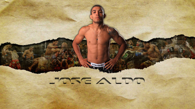 ufc mma featherweight champion jose aldo wallpaper picture image