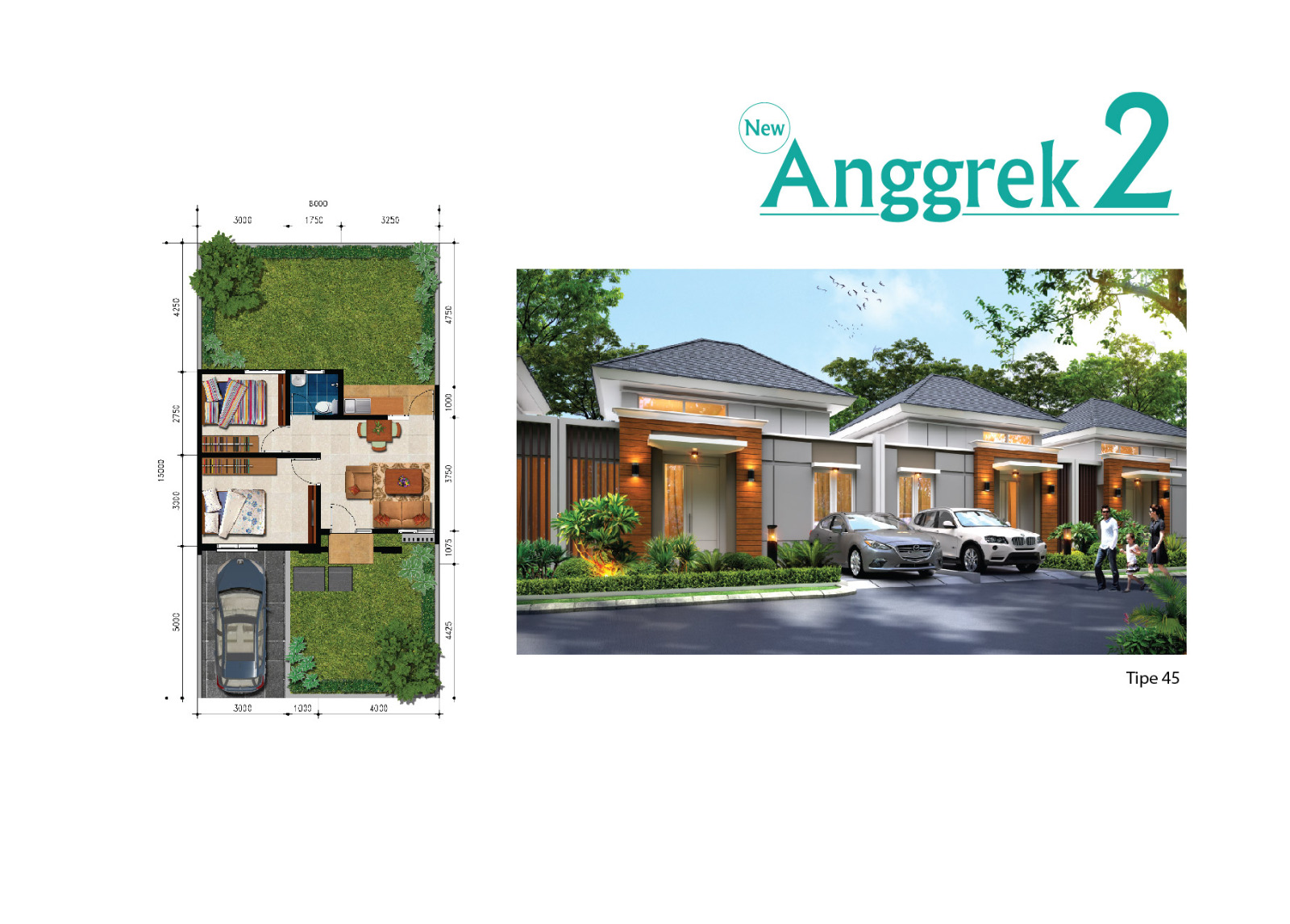ANGGREK 2 NEW