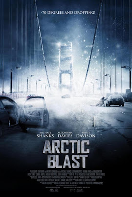 Watch Arctic Blast 2010 BRRip Hollywood Movie Online | Arctic Blast 2010 Hollywood Movie Poster