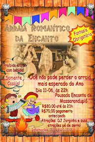 FESTA ARRAIA DO ENCANTO