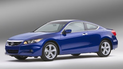 2011 Honda Accord sedan picture in blue colour
