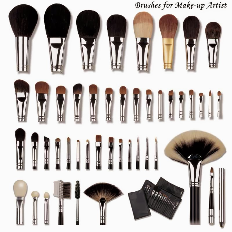 32 makeup brushes and their uses. sunday, 3 november 2013. brushes 32 makeup brushes and their uses