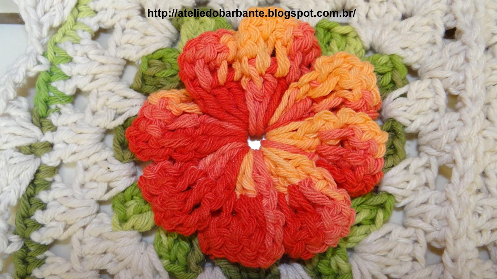 Ateliê do Barbante: Festival de Flores Barroco