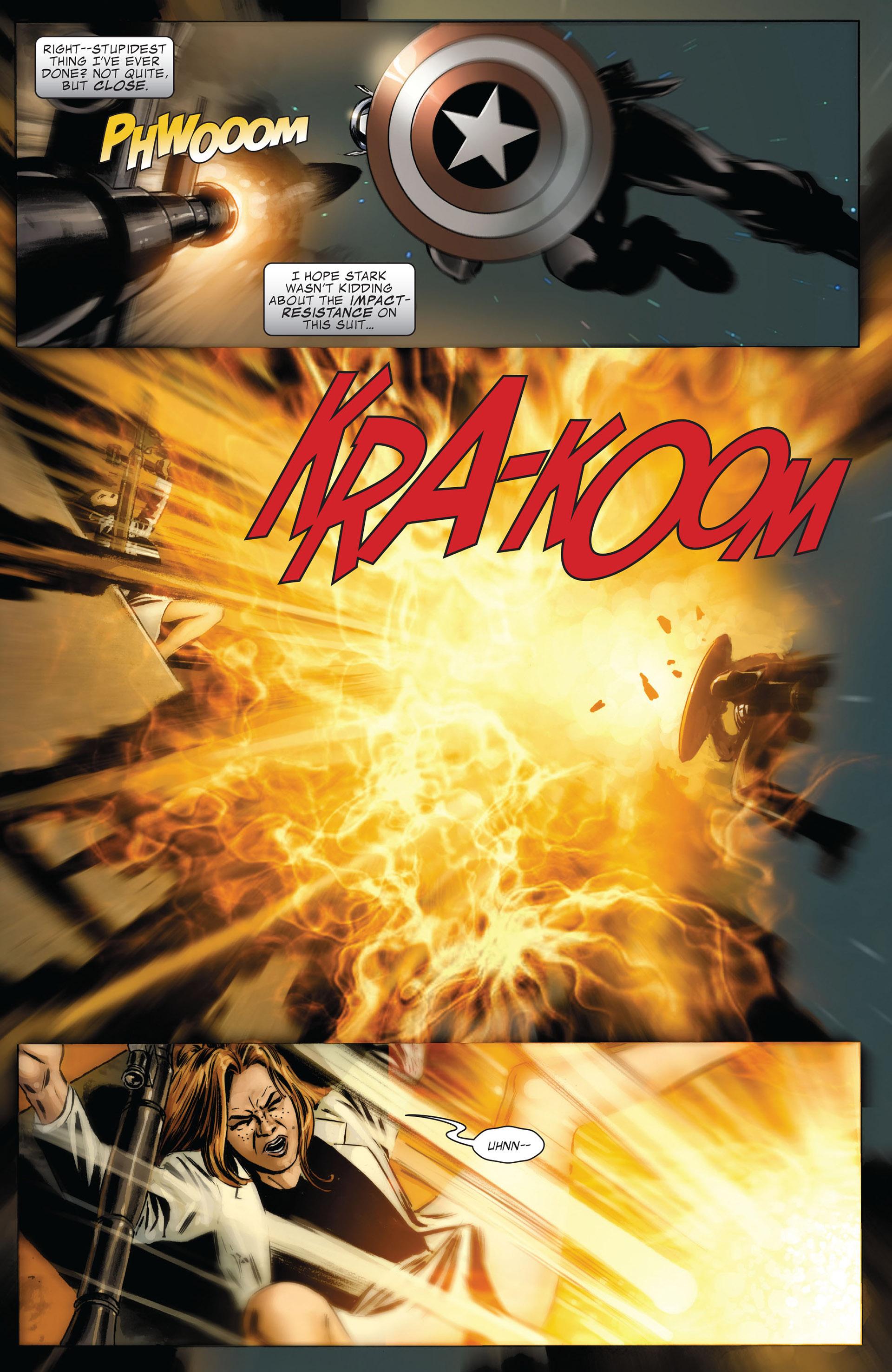 Captain America (2005) Issue #42 #42 - English 19