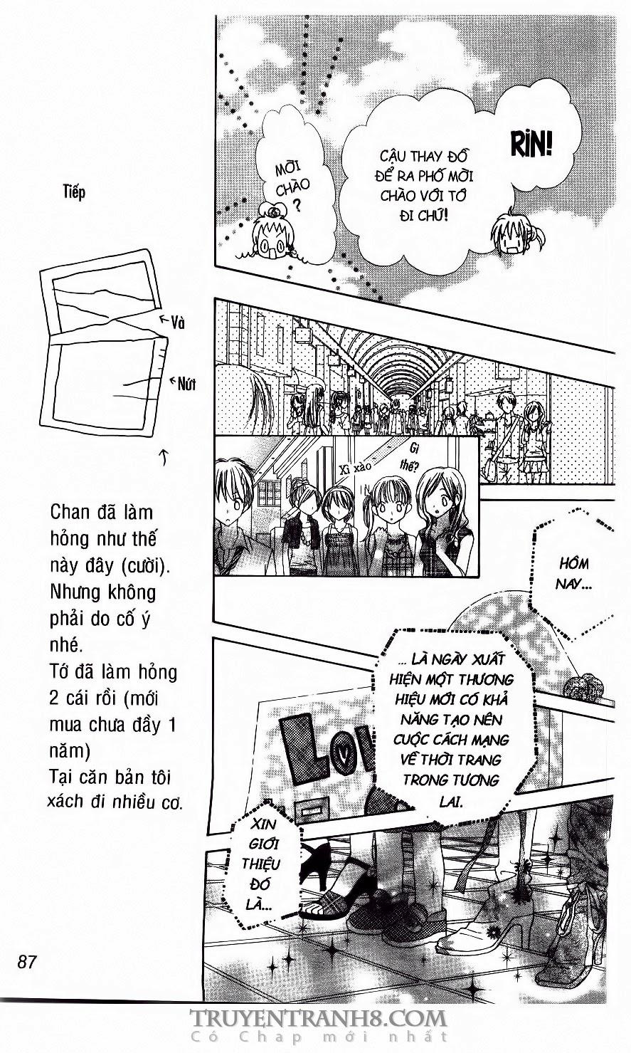 Love Cotton!!! chap 3 - Trang 29
