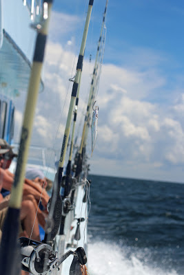 Deep Sea Fishing in Pensacola Beach, FL aboard The Entertainer~