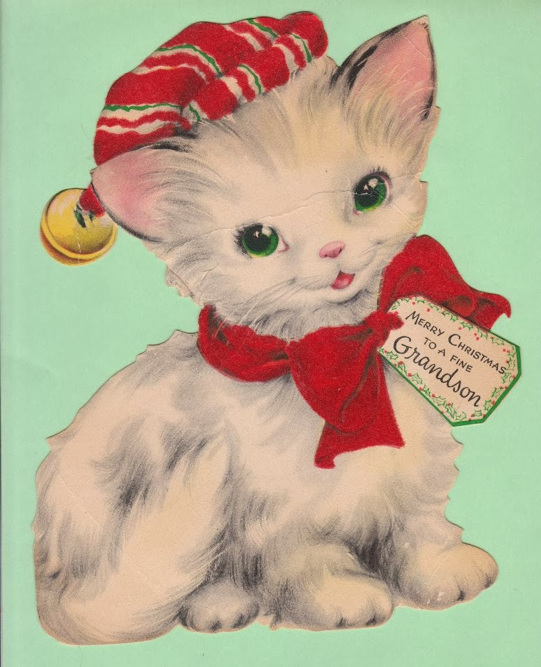 The Estate Sale Chronicles: Kitty Christmas #1