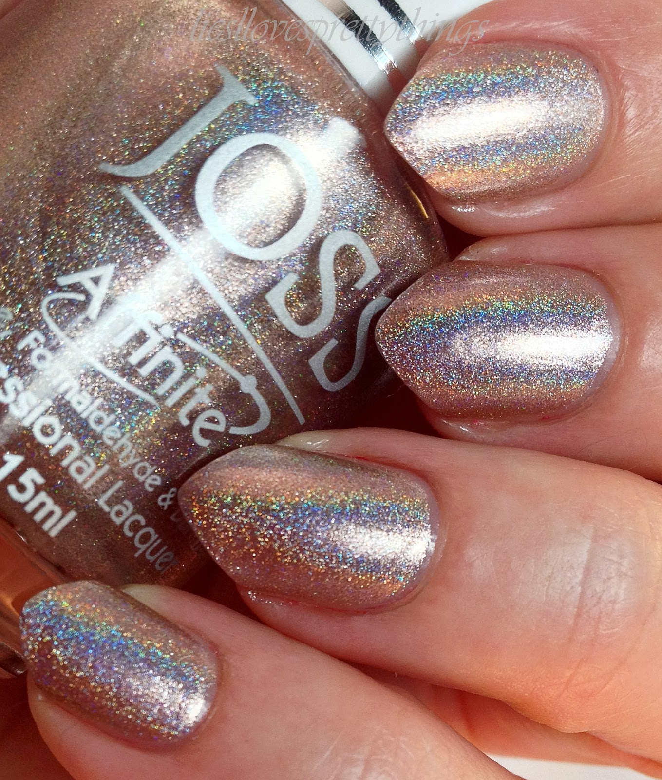 Joss Tantastic Glow swatch and review