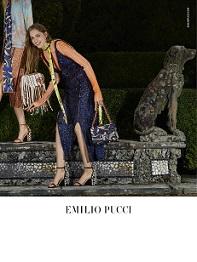 EMILIO PUCCI SS2016 Ad Campaign