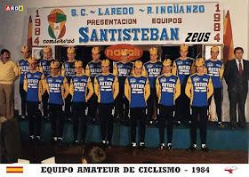 Equipo Conservas Santiesteban