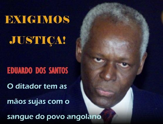 Angola: CARRASCOS DE JES-MPLA MASSACRAM, PRENDEM E RAPTAM MANIFESTANTES