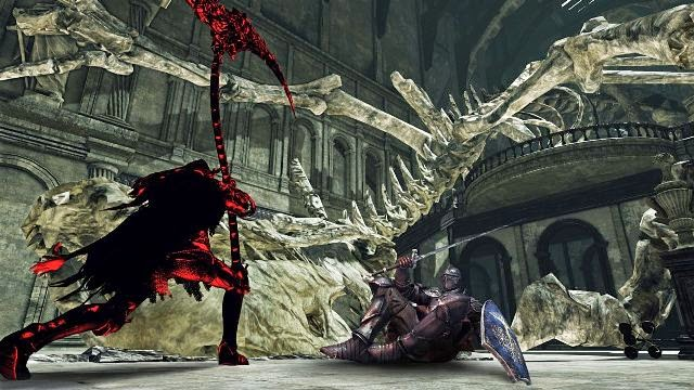 Dark Souls 2 Scholar of the First Sin Gameplay