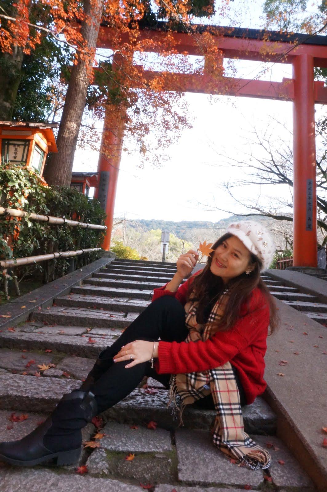 ❤ 京都 13.12.2015