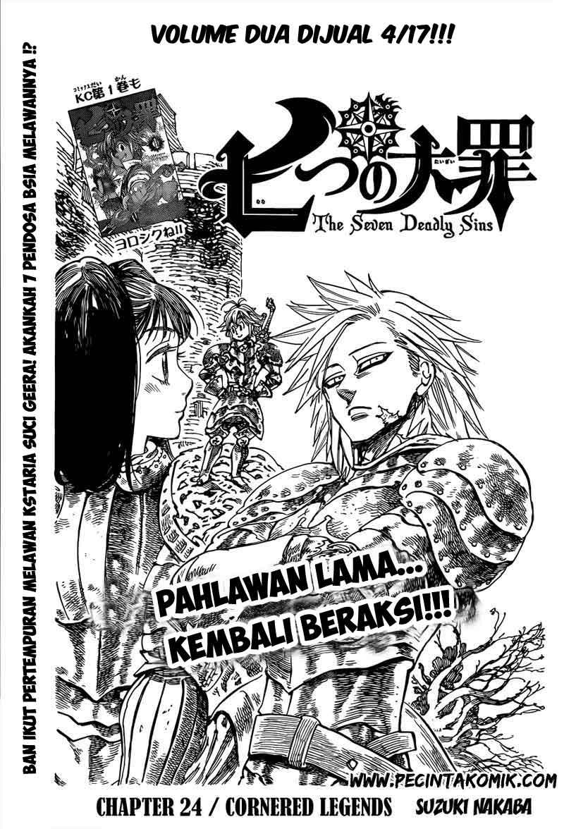 Nanatsu No Taizai Chapter 24-1