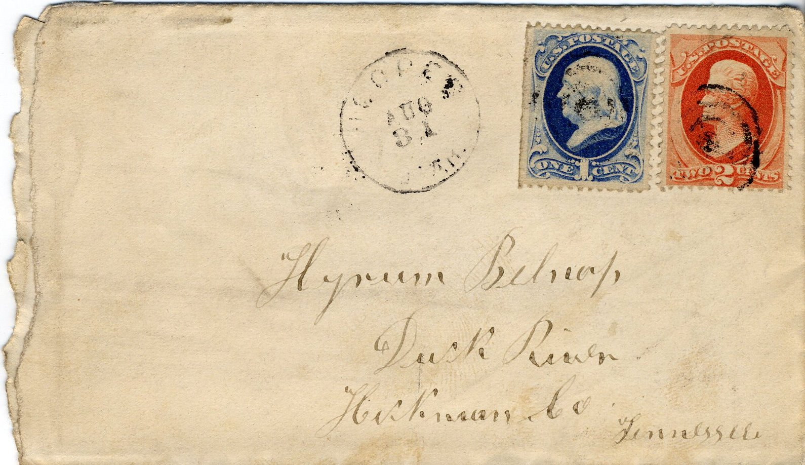 Letter Envelope This letter is based on the