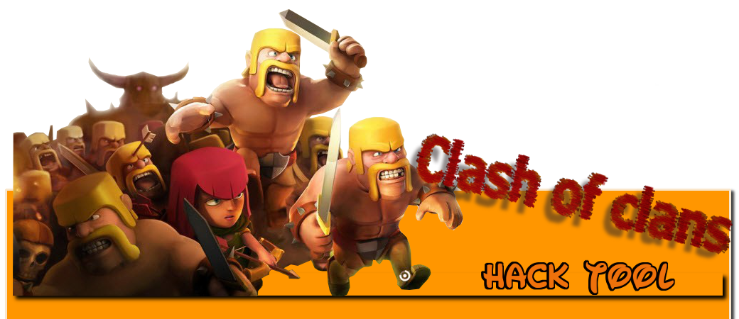 Download Clash of Clans cheat tool!