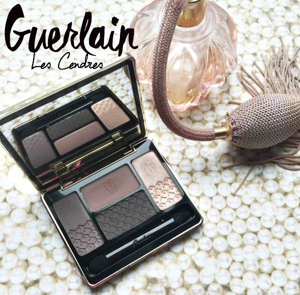 Guerlain Fall 2015 Les Cendres Palette