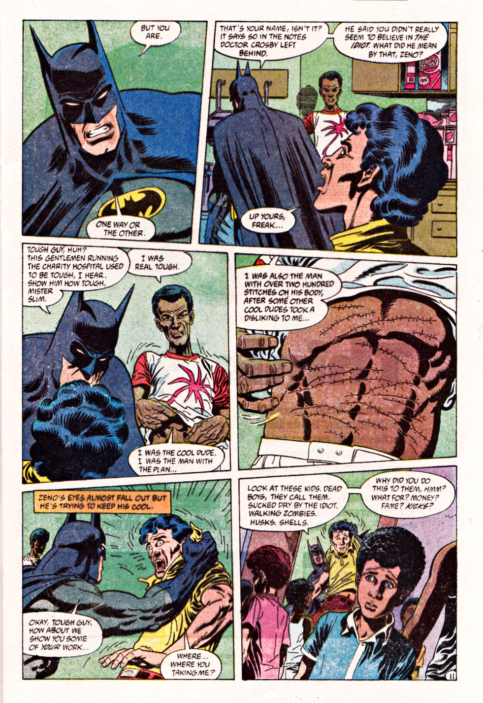 Detective Comics (1937) Issue #639 Page 12