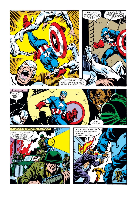 Captain America (1968) Issue #233 #148 - English 6