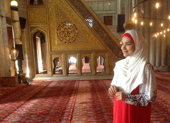 Foto Wardina Safiyyah