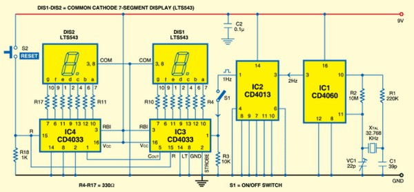 Circuit Schematic Simple Sto atch on am radio circuit diagram