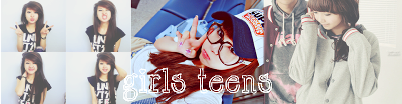 Girls Teens