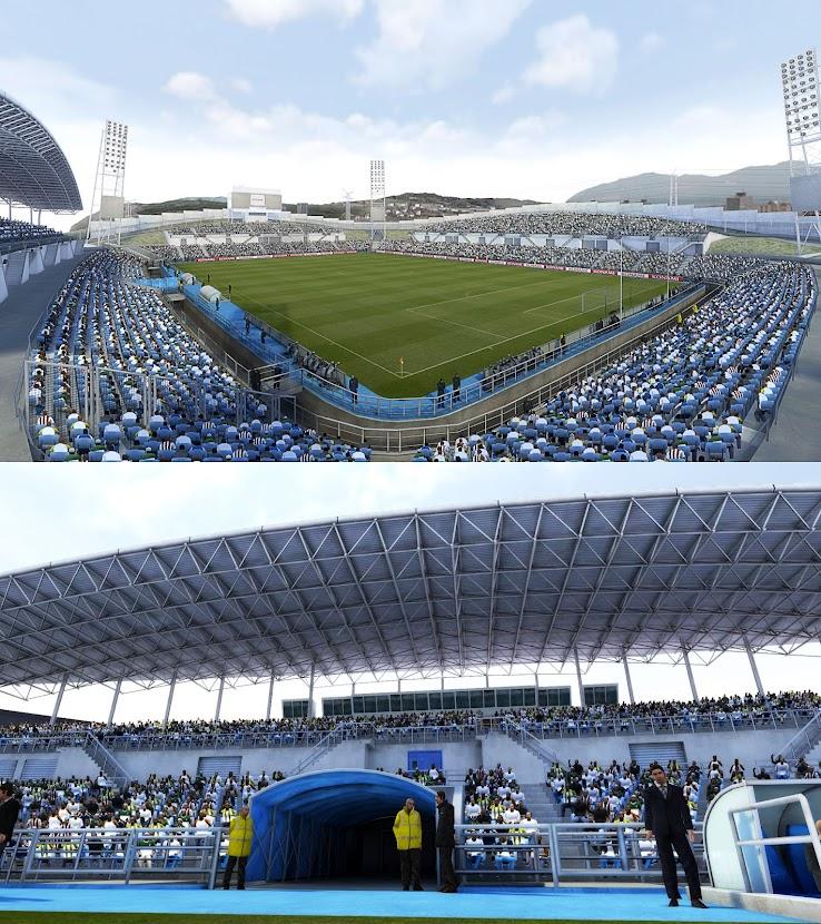 estadios y equipos para pes 2013