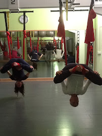 Io, Antigravity Yoga, e tu?